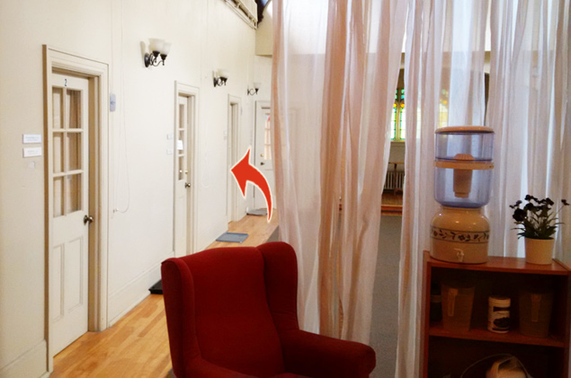 Energy Shiatsu 2nd floor Suite 4